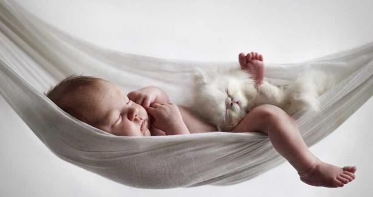 Anne ve bebeğin birlikte uyuması, ailelerin kendi tercihleridir.